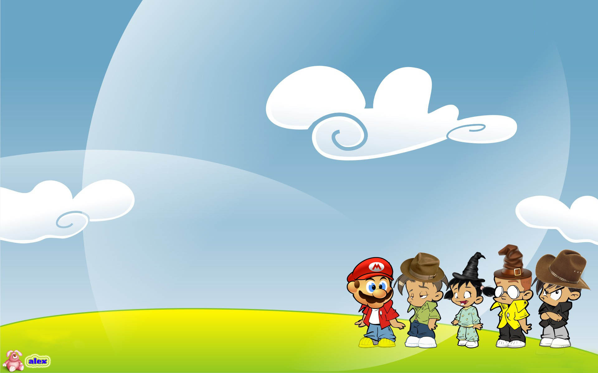 Super Mario Wallpapers and Picture